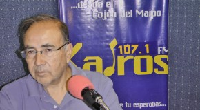 COMENTARIO DE JOSÉ COLLAO RADIO KAIROS DOMINGO 23 ABRIL 2017