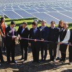 Planta Solar Fotovoltaica Quilapilun